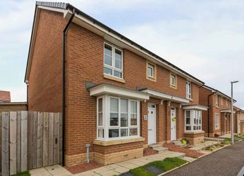Thumbnail 3 bed semi-detached house for sale in 5, Cot Castle View East, Stonehouse, Stonehouse, Larkhall