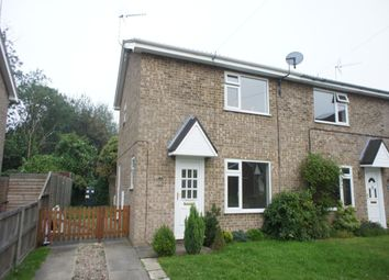 Thumbnail 2 bed semi-detached house to rent in Manorfield Close, Ormesby, Great Yarmouth