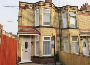 Thumbnail 2 bedroom property to rent in Shirley Avenue, Perth Street West, Hull