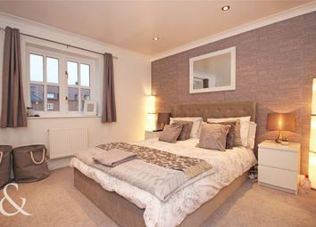 Thumbnail 2 bed flat for sale in Minister Court, Frogmore, St Albans