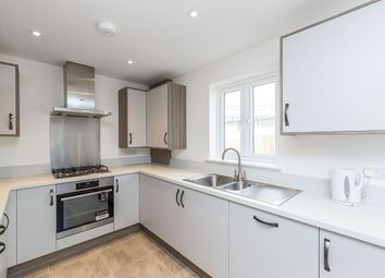 Thumbnail 3 bedroom semi-detached house for sale in Chivilas Road, Camborne, Cornwall