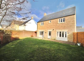 Thumbnail 4 bed detached house for sale in Shilham Way, Cirencester