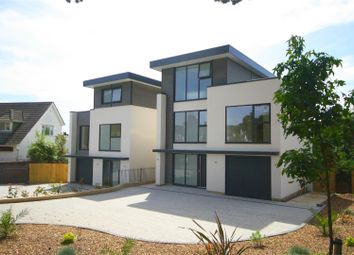 Thumbnail 4 bed detached house for sale in Harbour View Road, Parkstone, Poole
