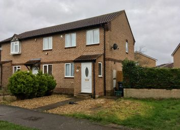 Thumbnail 3 bed semi-detached house to rent in Linley Close, Bridgwater