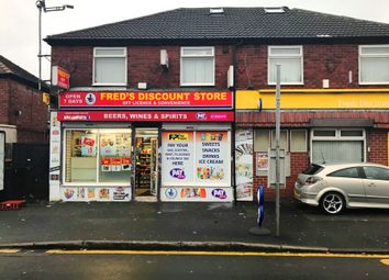 Thumbnail Retail premises for sale in Manchester M18, UK