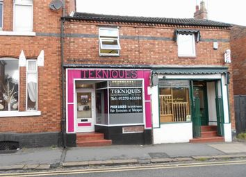 Thumbnail Property for sale in Stewart Street, Crewe, Cheshire