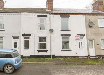 Thumbnail 2 bedroom terraced house for sale in East Street, Clay Cross, Chesterfield
