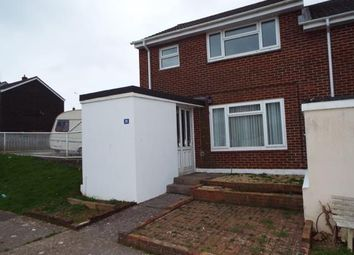 Thumbnail 3 bedroom end terrace house for sale in Torquay, Devon