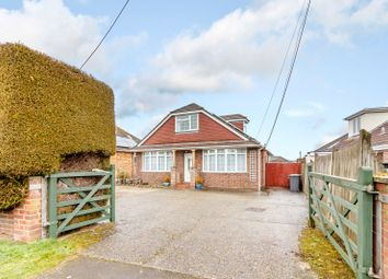 Thumbnail 3 bed detached bungalow for sale in Freegrounds Road, Southampton