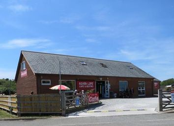 Thumbnail Restaurant/cafe for sale in River Life Cafe & Bistro, Unit 1, Pethericks Mill, Bude, Cornwall