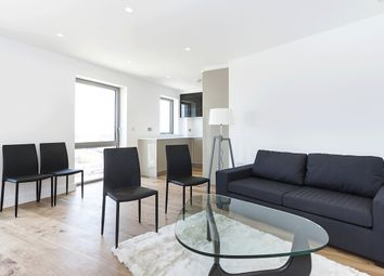 Thumbnail 1 bed flat to rent in Bywell Place, London