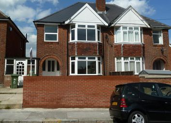 Thumbnail 5 bed semi-detached house to rent in Portswood Avenue, Southampton