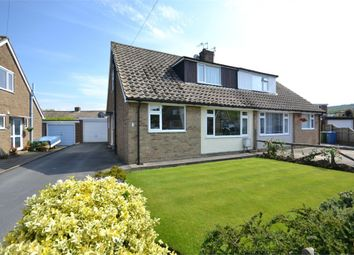 Thumbnail 3 bed semi-detached bungalow for sale in Roman Close, Scarborough, North Yorkshire
