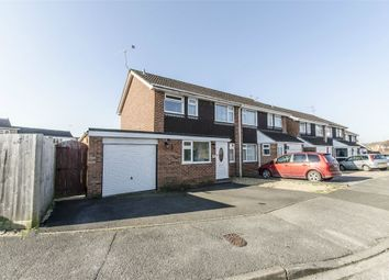 Thumbnail 3 bed semi-detached house for sale in Itchen Avenue, Bishopstoke, Eastleigh, Hampshire