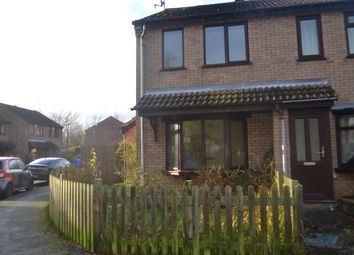 Thumbnail 2 bed semi-detached house to rent in Fieldfare Croft, Boston
