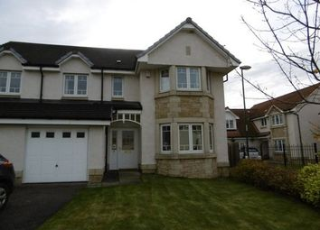 Thumbnail 5 bedroom detached house to rent in Hawk Crescent, Dalkeith