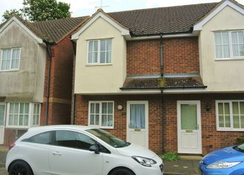 Thumbnail 2 bed terraced house for sale in Allen Close, Billingborough, Sleaford, Lincolnshire