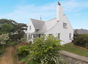 Thumbnail 4 bed detached house for sale in Bull Bay Road, Amlwch, Anglesey, North Wales