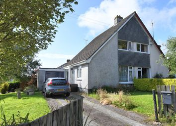 Thumbnail 2 bed semi-detached house for sale in Bosmeor Road, Falmouth