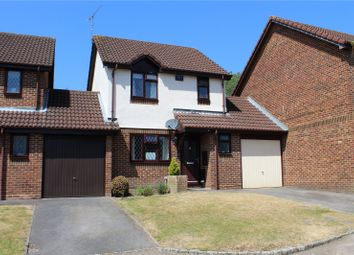 Thumbnail 3 bed link-detached house for sale in Membury Close, Camberley, Surrey