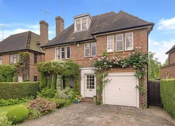 Thumbnail 6 bed detached house for sale in Spencer Drive, Hampstead Garden Suburb, London