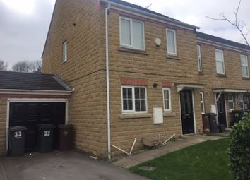 Thumbnail 3 bed terraced house for sale in Tanner Hill Road, Horton Bank Top