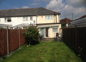Thumbnail 2 bedroom end terrace house to rent in Dennis Way, Cippenham, Slough