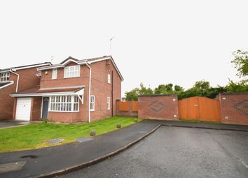 Thumbnail 4 bed detached house for sale in Medina Avenue, Winsford
