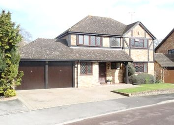 Thumbnail 4 bed detached house for sale in Quince Tree Way, Hook