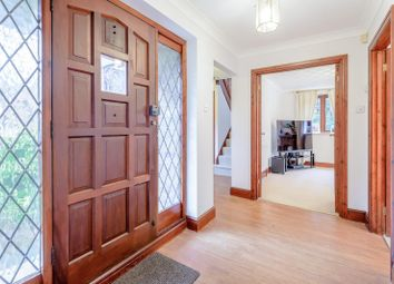 Thumbnail 5 bed detached house for sale in Furnival Close, Virginia Water