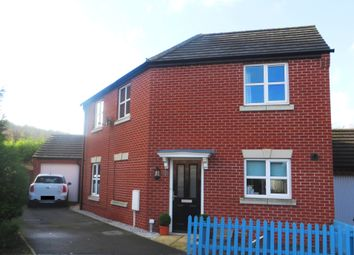 Thumbnail 3 bed detached house for sale in Thoresby Road, Mansfield Woodhouse, Mansfield