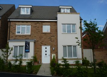 Thumbnail 5 bedroom detached house for sale in Great High Ground, St. Neots