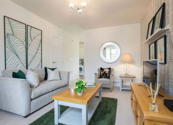 """Thumbnail 2 bed semi-detached house for sale in """"The Hindhead"""" at Redbridge Lane, Nursling, Southampton"""