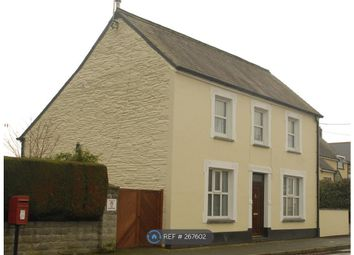 Thumbnail 3 bedroom detached house to rent in Cilgerran, Cardigan