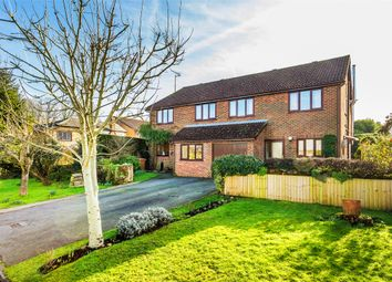 4 bed semi-detached house for sale in St Andrews Way, Limpsfield Chart, Surrey RH8