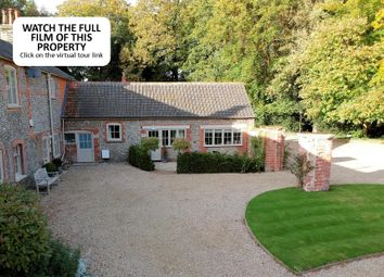 Thumbnail 2 bedroom cottage for sale in The Grove, Cromer Road, Holt