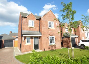 Thumbnail 3 bed detached house for sale in Charlotte Way, Peterborough, Cambridgeshire