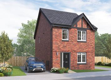 "Thumbnail 3 bed semi-detached house for sale in ""The Kilmington"" at Russell Drive, Wollaton, Nottingham"