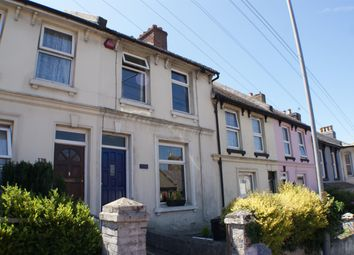 Thumbnail 2 bed terraced house to rent in Mount Pleasant Road, St Leonards On Sea, East Sussex