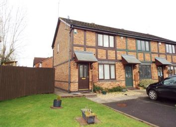 Thumbnail 2 bed end terrace house for sale in The Green, Hagley, West Midlands