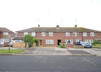 Thumbnail 2 bed terraced house to rent in Grafton Road, Tilehurst, Reading