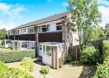 Thumbnail 3 bedroom end terrace house for sale in Keats Way, Hitchin, Hertfordshire, England