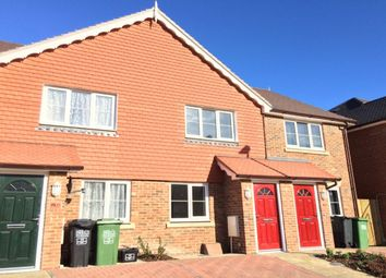 Thumbnail 2 bed terraced house to rent in Endeavour Way, Hastings