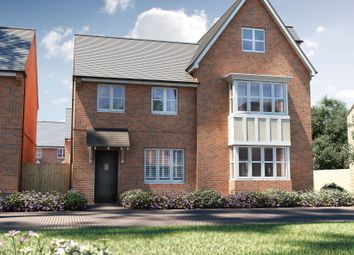 "Thumbnail 2 bedroom terraced house for sale in ""The Loddon"" at Deardon Way, Shinfield, Reading"