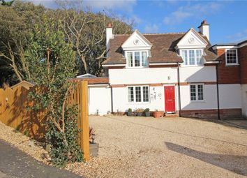 Sharvells Road, Milford On Sea, Lymington SO41. 2 bed link-detached house for sale