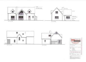 Thumbnail Land for sale in Crossways, Redgates Lane, Sewards End, Saffron Walden, Essex