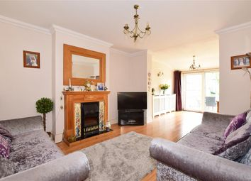 Thumbnail 4 bedroom semi-detached house for sale in Highland Avenue, Bognor Regis, West Sussex