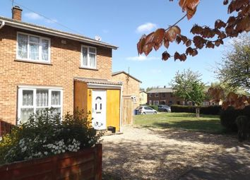Thumbnail 3 bed end terrace house for sale in Newmarket, Suffolk