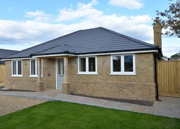 Thumbnail 3 bed detached bungalow for sale in Lavender Road, Hordle, Lymington