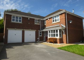 Thumbnail 5 bed detached house to rent in The Cherries, Euxton